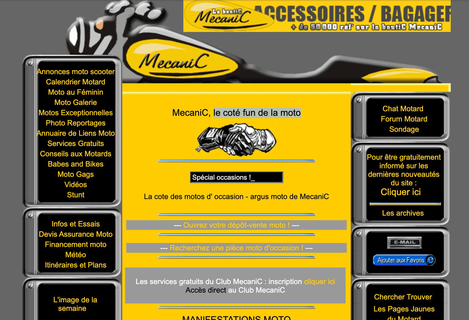 MecaniC en 2008